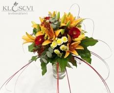 Rozvoz květin - květiny na oslavy