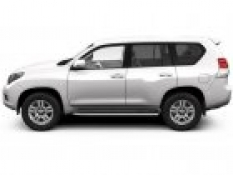 Toyota Land Cruiser 150 Lux Navi 7s