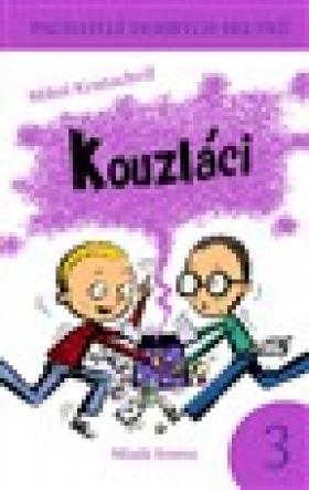 Dobrodružné knihy pro děti a mládež