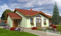 Rodinné domy Bungalow 75