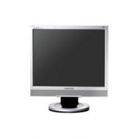 "Samsung mt lcd 19"" 911nt tco99 audio height silver"