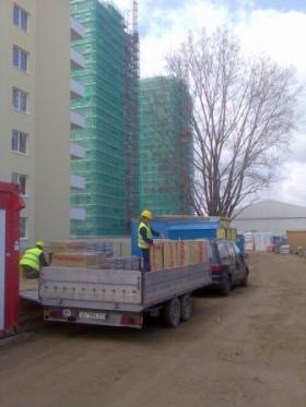 Komplexní stavební práce