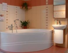 Rekonstrukce koupelen a bytů