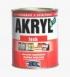 Univerzální akrylátové barvy - Akryl lesk