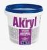 Univerzální akrylátové barvy - Akryl satin
