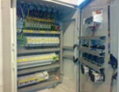 Řízení vzduchotechniky a Klimatizace
