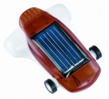 Solární auto