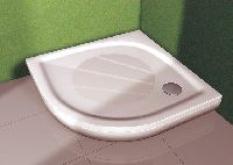 Sprchové vaničky litý mramor Ravak
