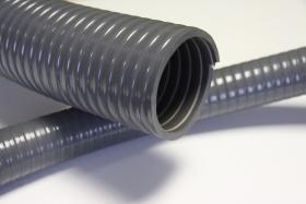 Flexibilní hadice s výstužnou spirálou z polymeru PVC - Argo