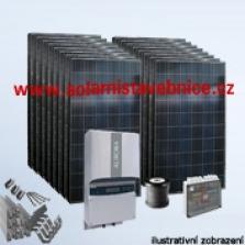 Solární elektrárny do 6kW