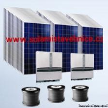 Solární elektrárny do 30kW