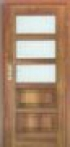 Interiérové dveře Bari
