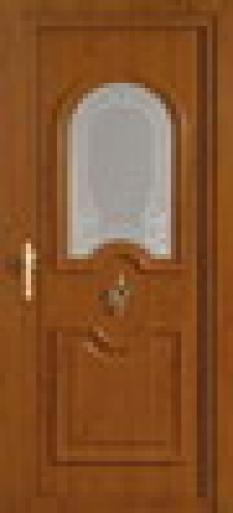 PVC vchodové dveře