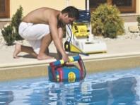 Automatické bazénové vysavače