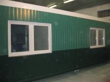 Výroba sanitárních kontejnerů