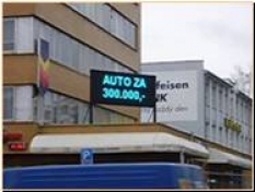 LED obrazovky
