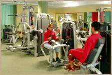Doprovodné programy - fitness