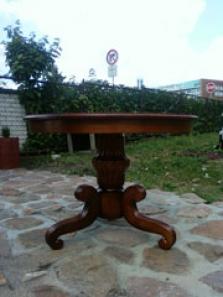 Restaurování dřevěného nábytku