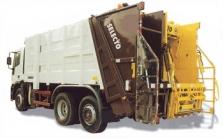Speciály pro svoz separovaného odpadu