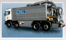 Cisterny MT-REX recyklace