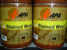 Barva na dřevo - Stained Wood