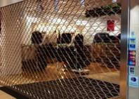 Rolovací mříže