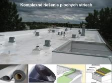 DUŠAN LIZÁK - DAVSTAV   /Hydroizolácie plochých striech vrátane zateplenia/