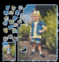 Fotopotisky - puzzle