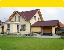 Izolování rodinných domů