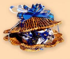 Čokoládové bonbóny Baron Lastura