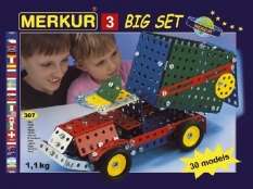 Stavebnice Merkur M 3