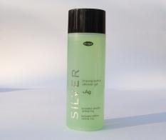 Osvěžující koupel & sprchový gel Silver Ag