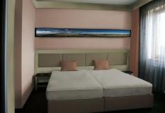 Hotelové interiéry