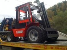 Vysokozdvižné vozíky Desta DVHM 3522 TXK