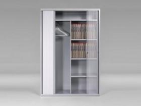 Nábytkové řady Techo - kovové skříně