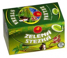Čaj Zelená stezka