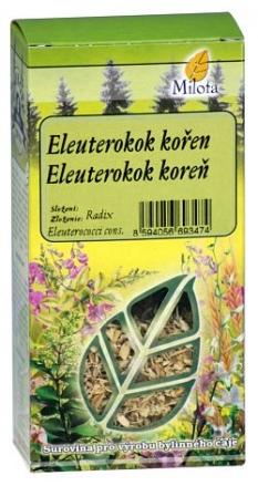 Eleuterokok kořen
