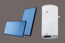 Solární sety - ohřev vody