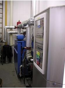 Tepelná čerpadla voda/voda