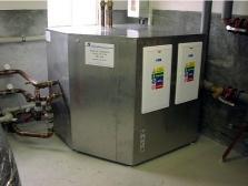 Tepelná čerpadla vrty/voda