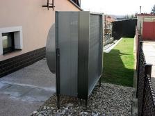 Tepelná čerpadla vzduch/voda