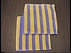 Prachovka barevná tkaná