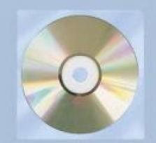 Obálka na CD foliová