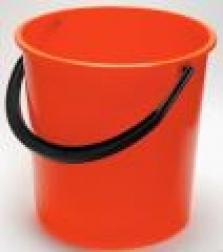 Kbelík 10 l. plast