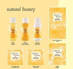 Hotelová kosmetika Natural Beauty