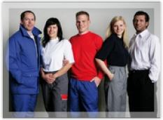 Pracovní oděvy Basic