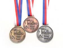 Kovové medaile