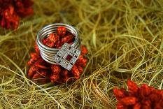 Šperky s rubíny