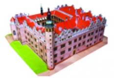 Papírové modely zámků