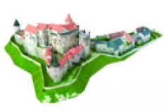 Papírové modely hradů